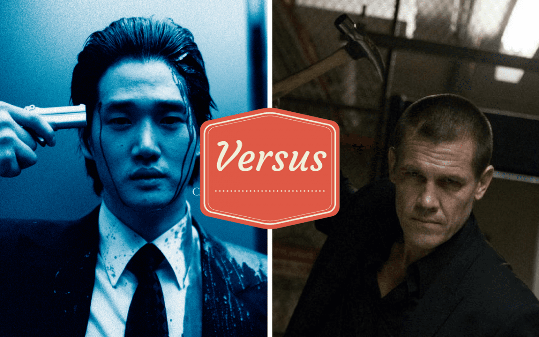 Oldboy 2003 vs  Oldboy 2013 | Drive-in Zeppelin