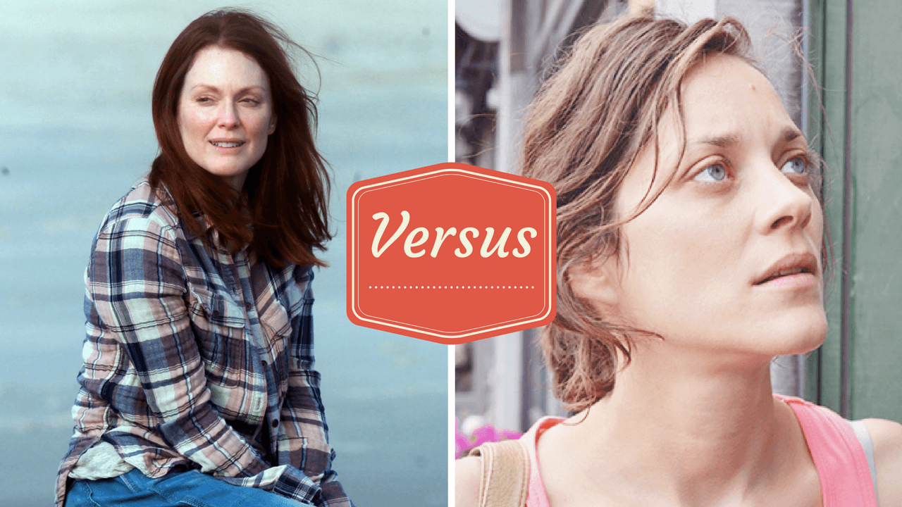 Two Days, One Night vs. Still Alice