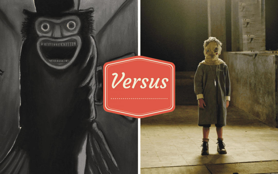 The Babadook vs. The Orphanage